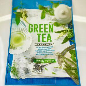 MẶT NẠ DƯỠNG DA HÀN QUỐC BEYOND – GREEN TEA