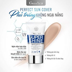 #6 PERFECT SUN COVER CHỐNG NẮNG KEM NỀN SUPERSHINE
