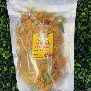 Khô Gà Lá Chanh  – Dried Chicken 500g