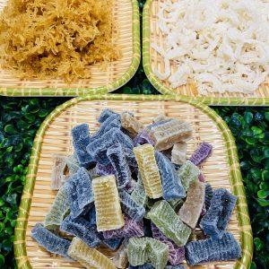 Thạch Rong Sụn Sấy Dẻo – Dried Seaweed 500g